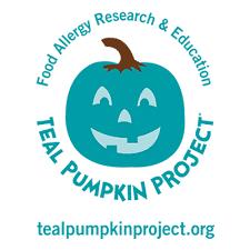 Teal Pumpkin Project logo