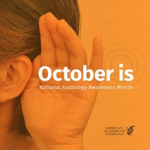 national audiology awareness month