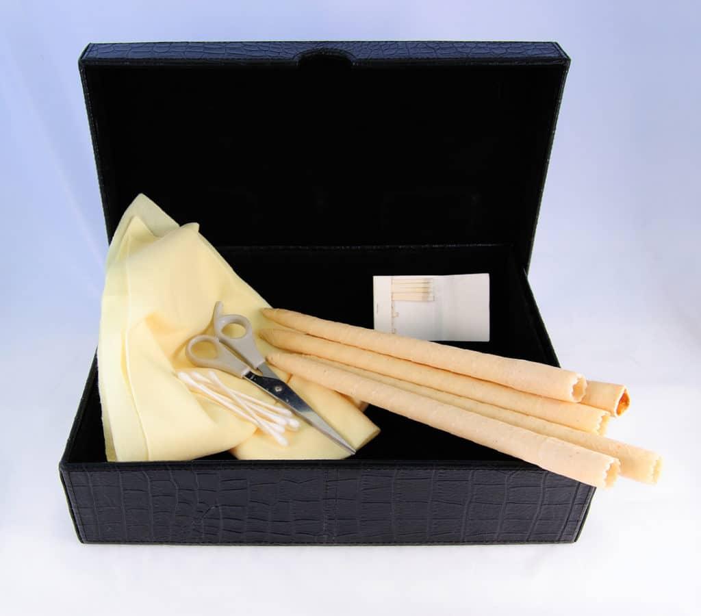 ear candling kit